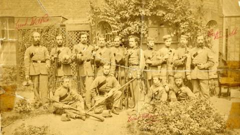 7th Tower Hamlets Rifle Volunteers – 1860