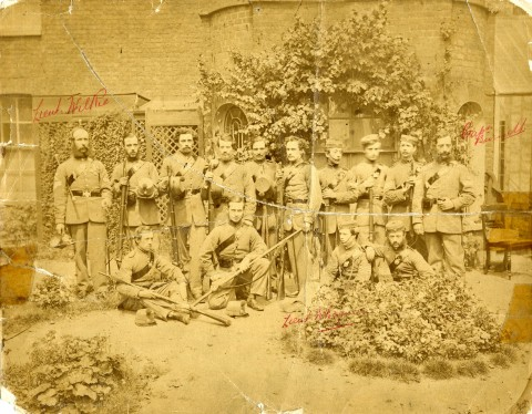 7th Tower Hamlets Rifle Volunteers – 1860