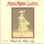 Marie Lloyd CD Cover Music Hall