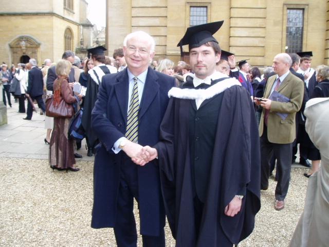 Ian Munro and Nephew