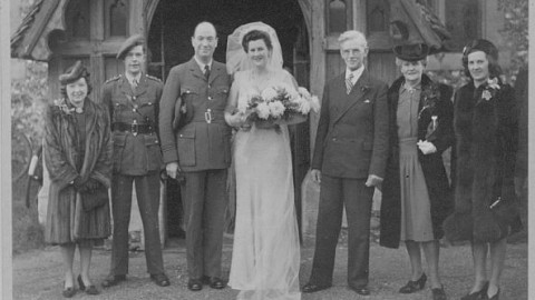 A Wartime Wedding
